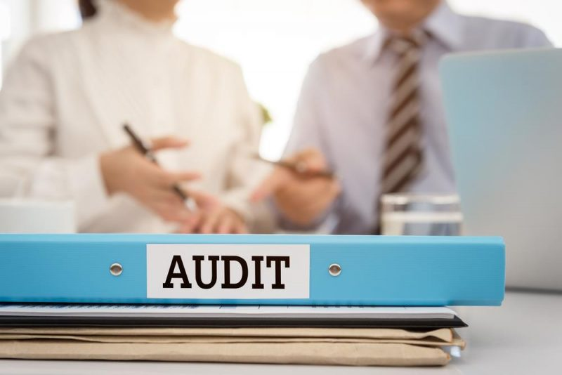 stages of audit process